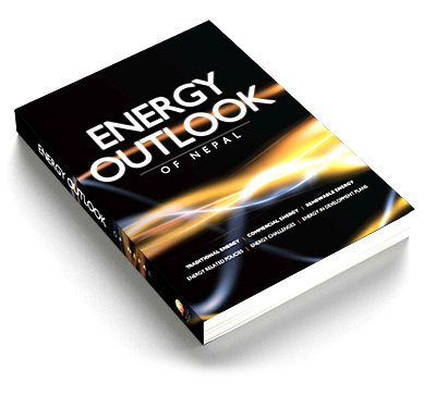 Enerty Outlook of Nepal Book